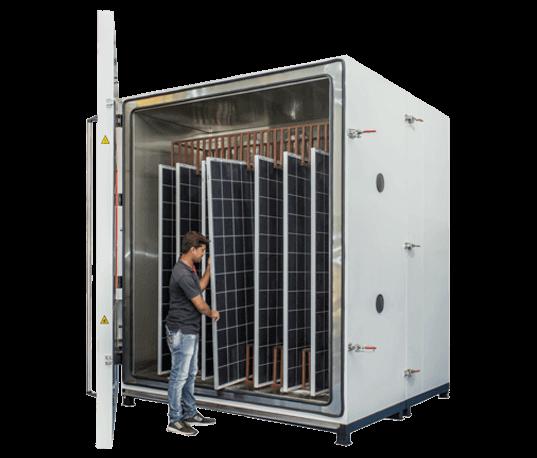 Solar Panels Testing