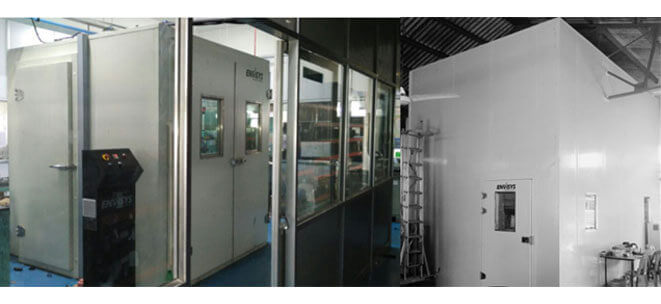 Environmental Chambers Access Doors