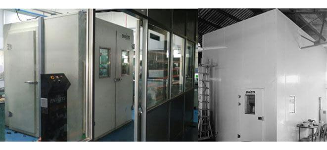 Environmental Chambers Access Doors